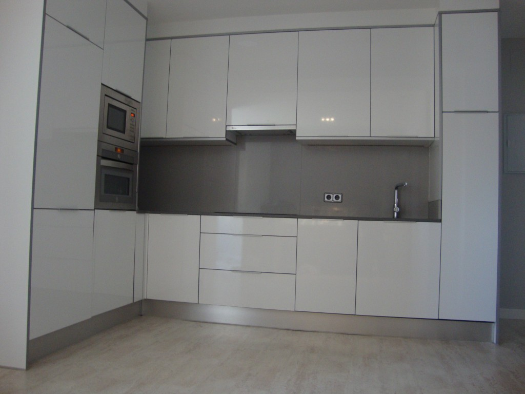 Reforma cocina apartamento